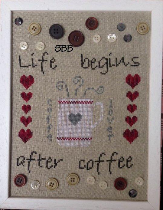Romys Creations Designs I Love Coffee