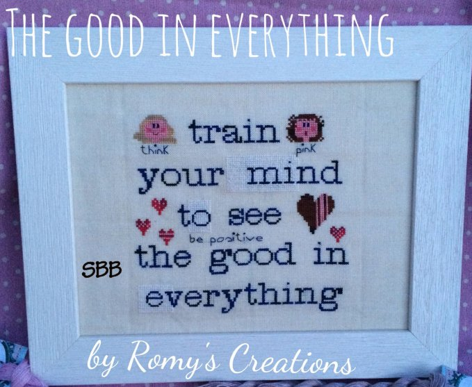 Romy's Creations Designs The Good In Everything