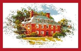 Ronnie Rowe Designs Carter's Grove Plantation