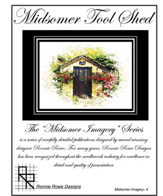 Ronnie Rowe Designs Midsomer Tool Shed