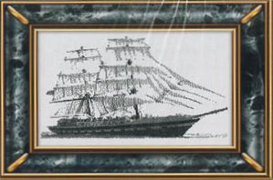Ronnie Rowe Designs Sailing Ships ~ Concordia