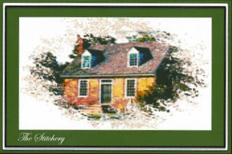 Ronnie Rowe Designs Colonial Series #2 The Stitchery