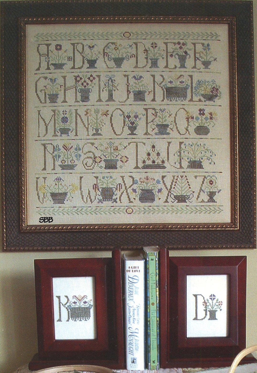 Rosewood Manor Designs Antique Baskets