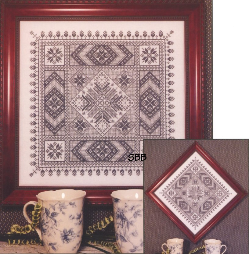 Rosewood Manor Designs Persian Lace