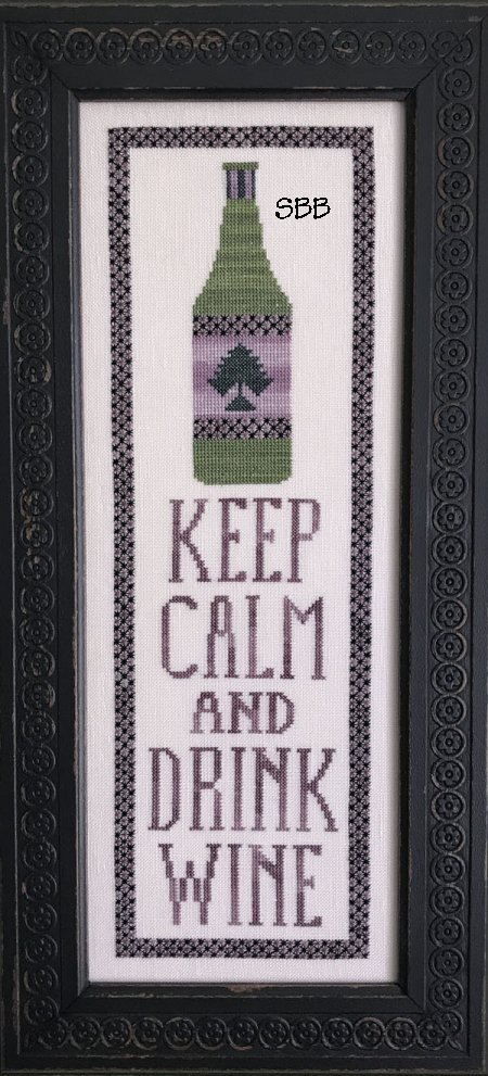 Samplers Revisited Keep Calm & Drink Wine