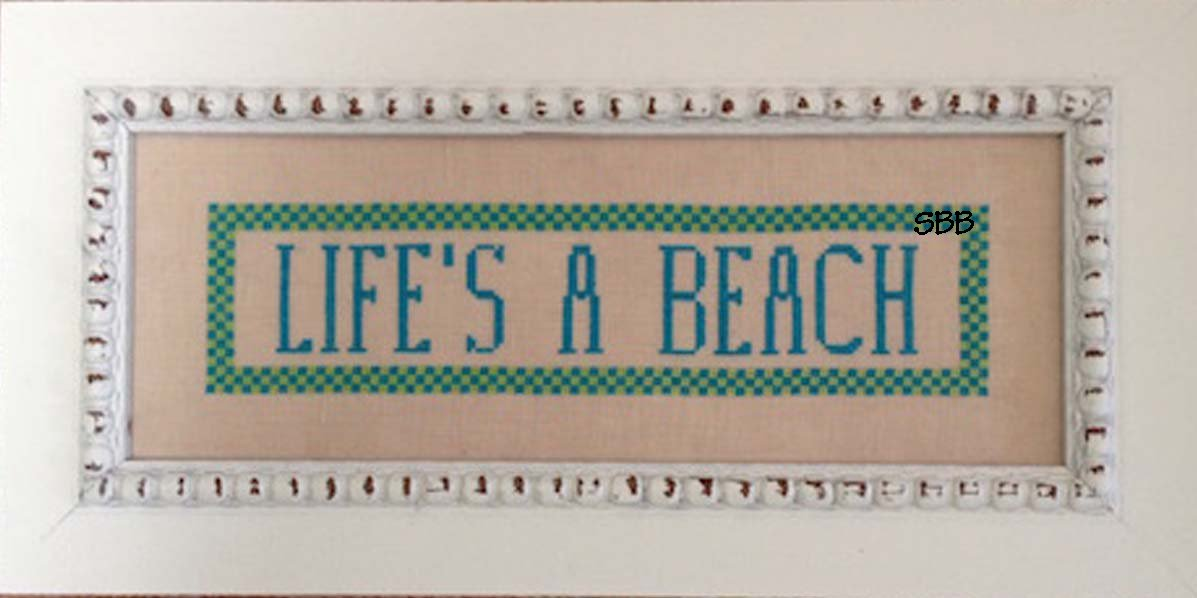 Samplers Revisited Life's A Beach