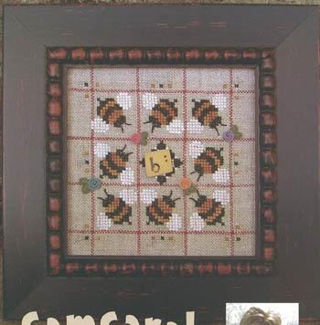 SamSarah Design Studio Alphabet Baubles ~ B Is For Bee