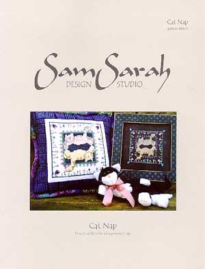SamSarah Design Studio Cat Nap