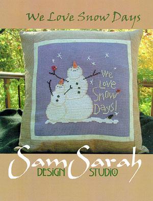 SamSarah Design Studio We Love Snow Days