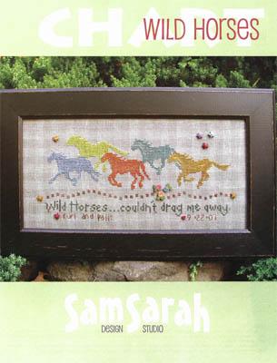 SamSarah Design Studio Wild Horses