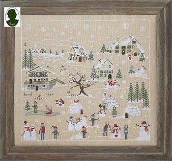 Sara Inverno Sulle Alpi (Winter OnAlps)