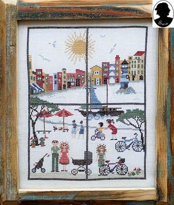 Sara Sea Window 1