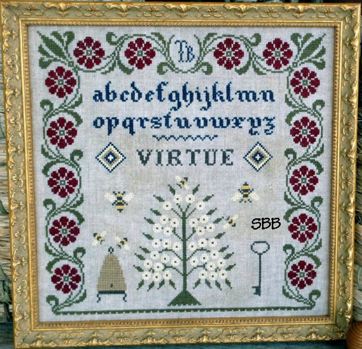 Scattered Seeds Samplers Be Ye Virtuous