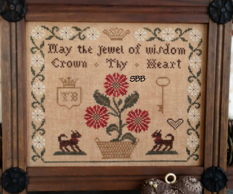 Scattered Seeds Samplers Jewel Of Wisdom