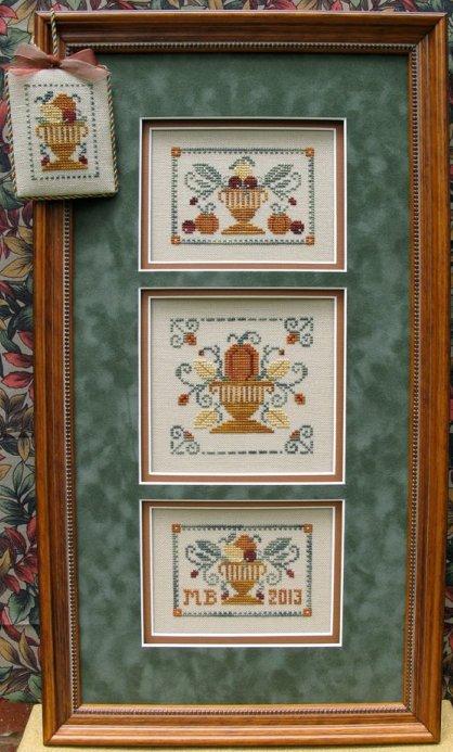 ScissorTail Designs Autumn Trio