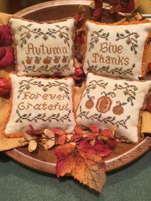 ScissorTail Designs  Autumn Whimsies