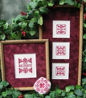 ScissorTail Designs Christmas Trio