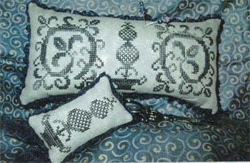 ScissorTail Designs Fleur De Lys Swirl