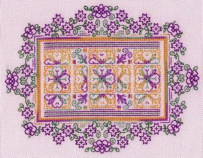 Seba Designs Bed of Flowers