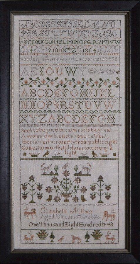 Shakespeare's Peddler Elizabeth Milner 1848