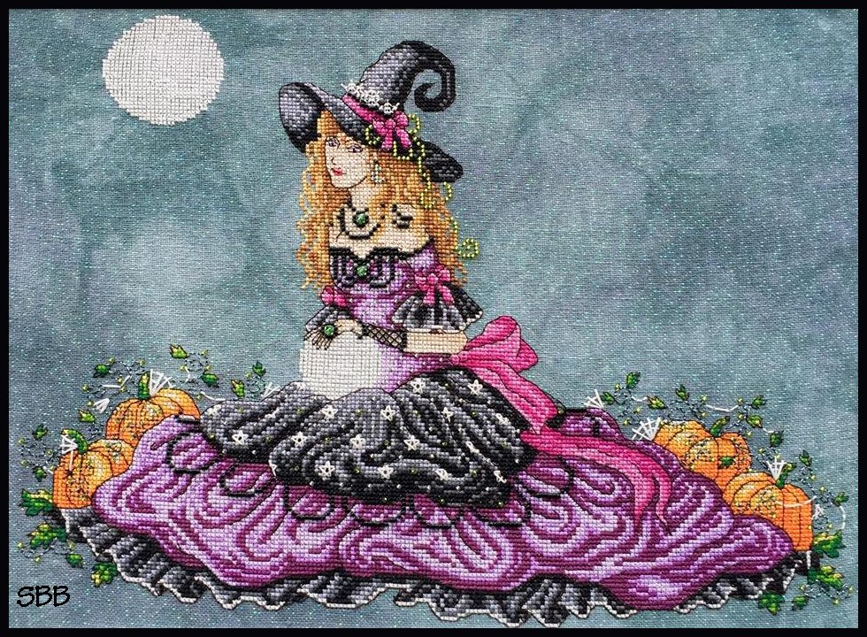 Shannon Christine Designs Luna Witch