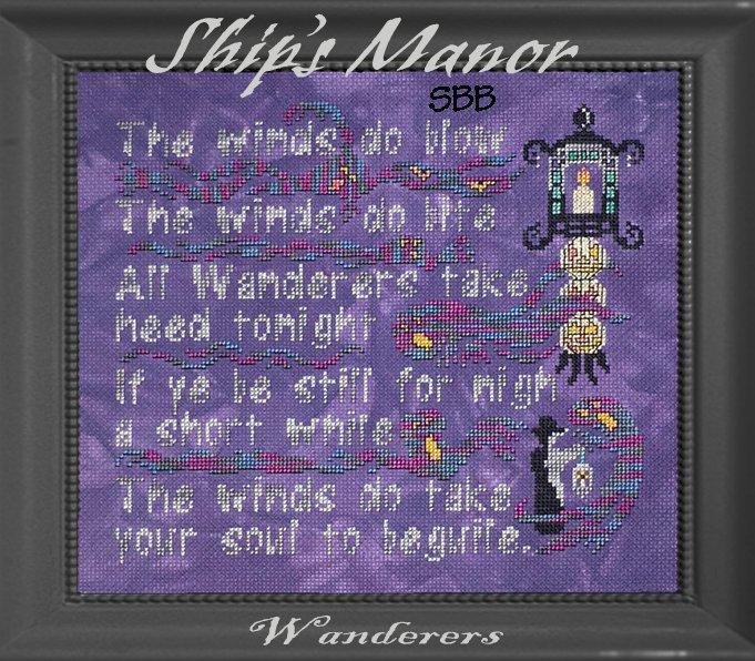 Ship's Manor Wanderers