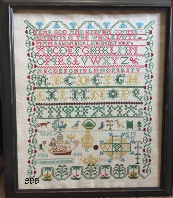 Smoky Mountain Stitches Margaret Newman 1768