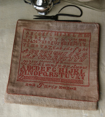 Stacy Nash Primitives1902 Paris Sampler Bag