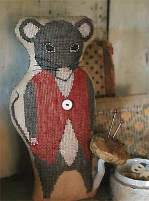Stacy Nash Primitives Animal Crackers ~ Monroe