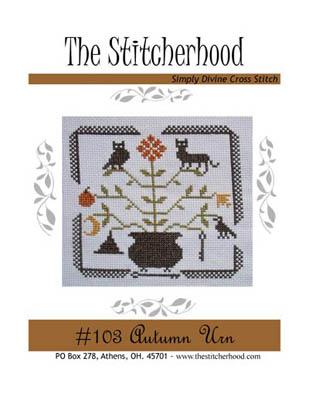 The Stitcherhood Autumn Urn