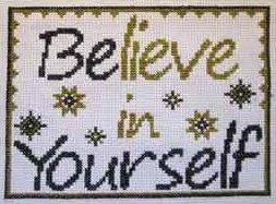 The Stitcherhood Be Yourself