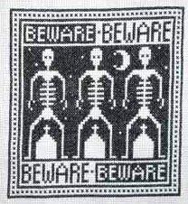 The Stitcherhood Beware