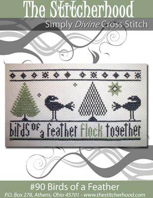 The Stitcherhood Birds Of A Feather