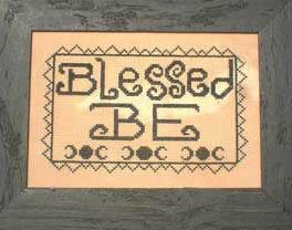 The Stitcherhood Blessed Be