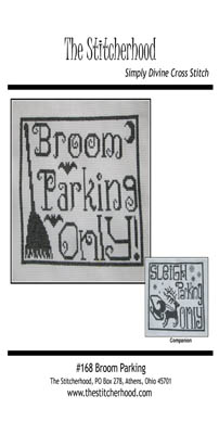 The Stitcherhood Broom Parking