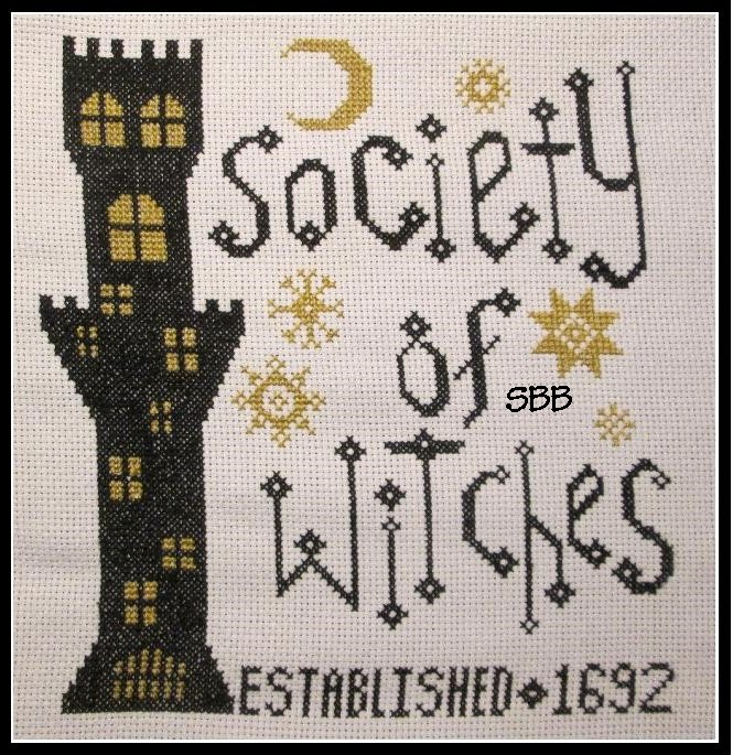 The Stitcherhood Society Of Witches