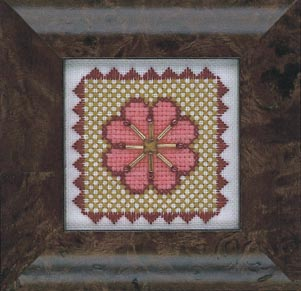 The Stitching Parlor Beaded Flower Treasure Box
