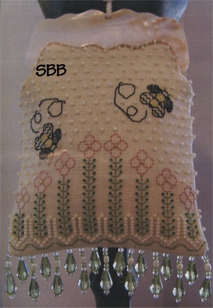 The Stitching Parlor Busy Bee Purse