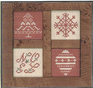 The Stitching Parlor Christmas Treasures