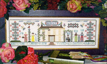 The Stitching Parlor The Daughters of Longbourn