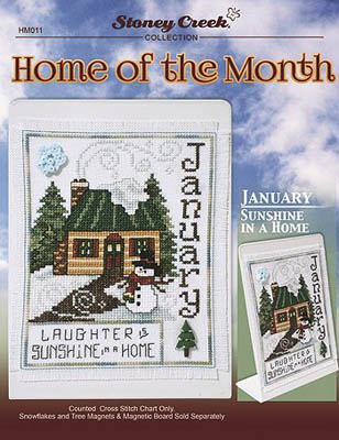 Stoney CreekHome Of The Month ~ January