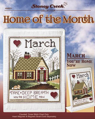 Stoney CreekHome Of The Month ~ March