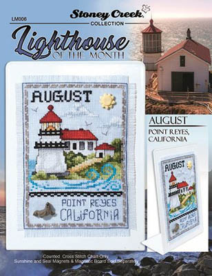 Stoney Creek Lighthouse Of The Month ~ August