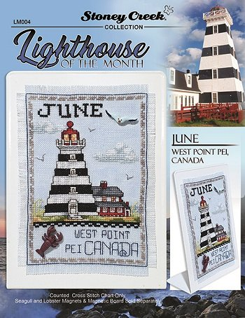 Stoney Creek Lighthouse Of The Month ~ June