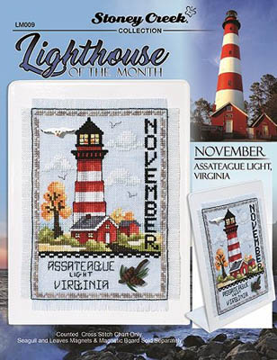 Stoney Creek Lighthouse Of The Month ~ November