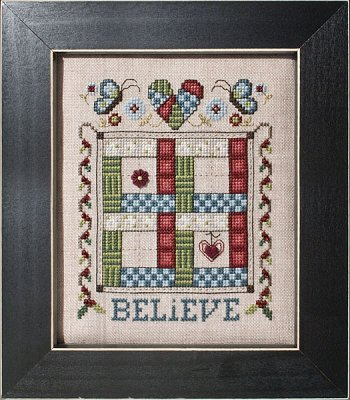 Stoney CreekQuilted With Love 3 ~ Believe