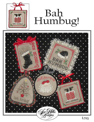 Sue Hillis Designs Bah Humbug