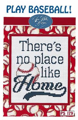 Sue Hillis Designs Baseball