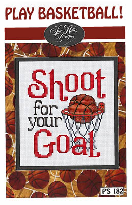 Sue Hillis Designs Basketball