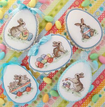 Sue Hillis Designs Easter Parade